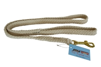 Picture of Dog Lead Cotton - Natural