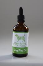 Picture of Organic Flea Oil (Dogs)