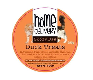 Picture of Duck Treats - 250g