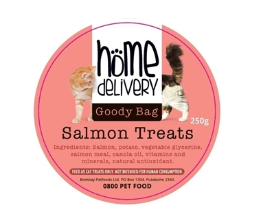 Picture of Salmon Treats - 250g