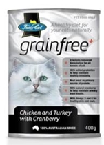 Picture of Fussy Cat Chicken & Turkey - 12 x 400g