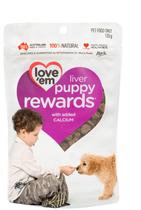 Love'em Puppy Rewards - 120g