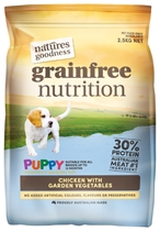 Natures Goodness Puppy 2.5kg