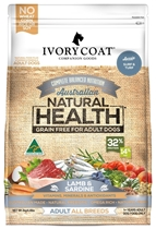 Picture of SHORTER DATED - Ivory Coat - Lamb & Sardine - Grain Free - 4 x 2kg - Adult Dog - Dry