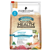 Picture of Ivory coat Ocean Fish & Salmon with Coconut Oil - Grain Free - Adult Cat - Dry 6kg